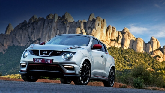 Test Drive of the trendy Nissan Juke Nismo