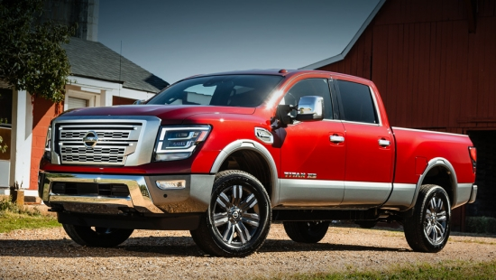 Impressive Nissan Titan XD Refresh Now Available In Showrooms